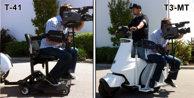 T3 Motion Launches T3 Electric Vehicle into Film Production Industry